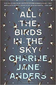 All in the birds sky book