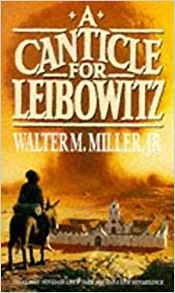 A Canticle For Leibowitz book image