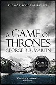 A song of ice and fire book image