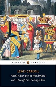 Alice's Adventures in Wonderland and Through the Looking Glass image