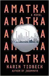 Amatka book image