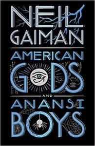 American Gods + Anansi Boys image