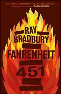 Fahrenheit 451 book image