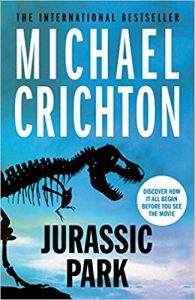 Jurassic Park book image
