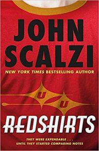 Redshirts book image