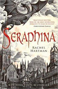 Seraphina book image