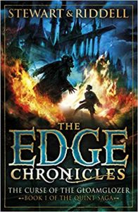 The Edge Chronicles 1- The Curse of the Gloamglozer- First Book of Quint image