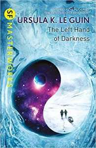 The Left Hand of Darkness book image
