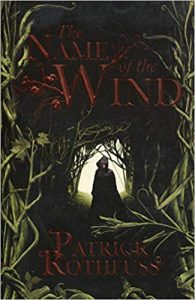 The Name of the Wind book image