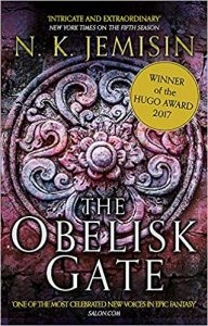The Obelisk Gate book image