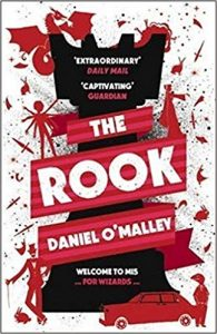 The Rook book image