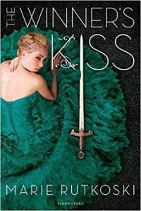 The Winner's Kiss book image