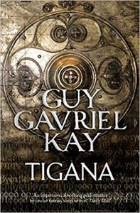 Tigana book image