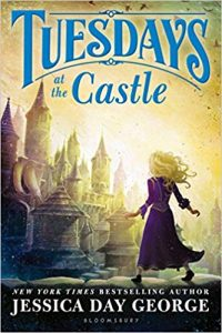 Tuesdays at the Castle book image