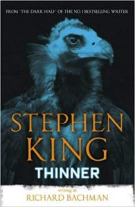 Stephen King Thinner Book Image