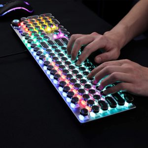 AULA L2058 LED Backlit Mechanical Gaming Keyboard